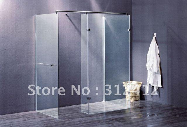 Walk-in shower enclosure shower room