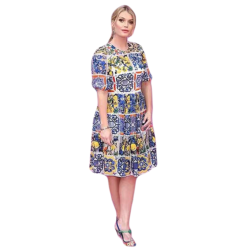 Runway High Quality 2019 Spring Summer New Women S Fashion Party B