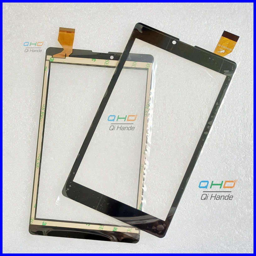 New 7'' inch Capacitive Touch Screen Digitizer Panel Replacement Sensor For irbis TZ738 TZ735 TZ734 TZ745 Tablet PC 7 inch black touch screen for irbis tx76 tablet glasss sensor replacement