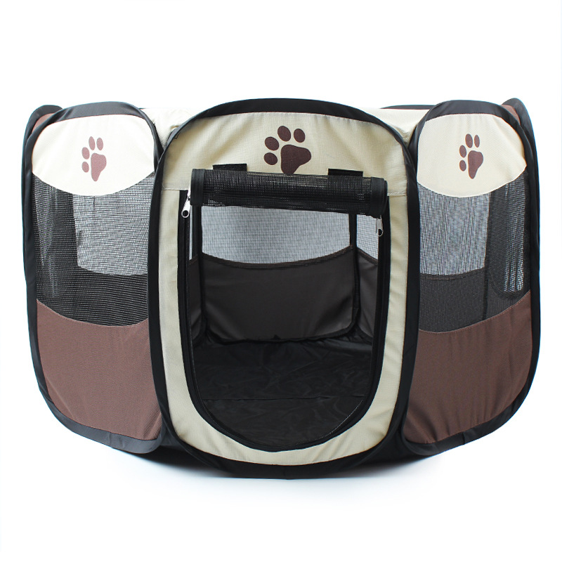 Aliexpress Com Buy Dog Portable Outdoor Travel Water: Breathable Mesh Waterproof Foldable Pet Dog Playpen