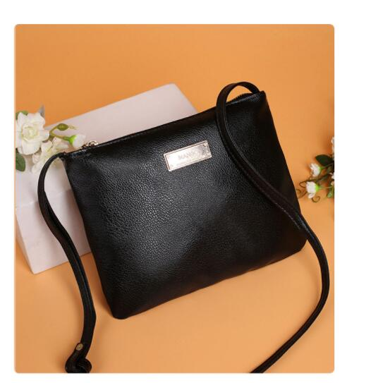 Light-Bag Iron-Card Shoulder-Slung-Handbag Single-Mango-Bag Temperament Chic Outside