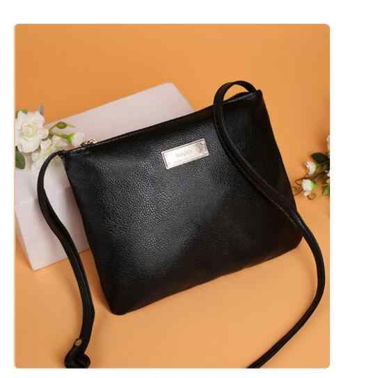 Iron card simple and chic outside single mango bag temperament light bag shoulder slung handbag