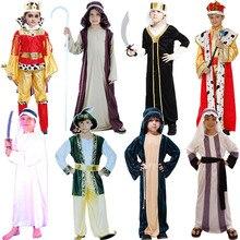 dzieci wschodzie narodzenie kostiumy
