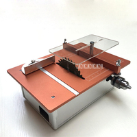 New Small Woodworking Saws Multifunctional Miniature Table Saw Diy Desktop Cutter Mini Table Saw 12v 24v