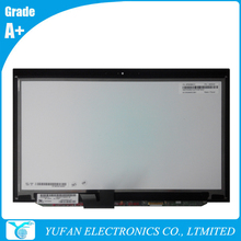 2017 China well packed 04X5024 LP125WH2(SP)(T1) laptop LCD touch screen without frame