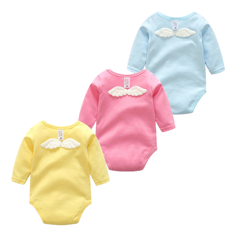 KAVKKAS Baby Rompers Cotton Baby Girl Clothes Baby Boy Clothes Spring Newborn Baby Clothes Roupas Bebe Infant Jumpsuits Bowknot branded baby rompers pajamas newborn baby clothes cartoon infant cotton long sleeve jumpsuits boy girl autumn bird clothes wear