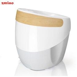 Bassin de bain de pied de chauffage d'instrument de Massage entièrement automatique de baignoire de Massage de pied anhydre avec le seau profond de pied pour l'usage à la maison