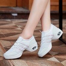 Teachers Shoes Practice Square Dance Shoes Female Breathable
