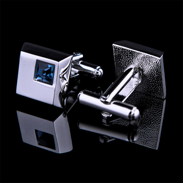 KFLK High Quality Cufflinks & Necktie Clip Set