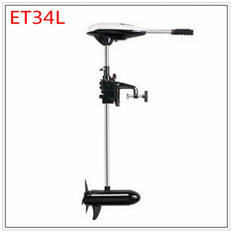 все цены на Good quality HAIBO ET34L electric motor for inflatable fishing boat онлайн