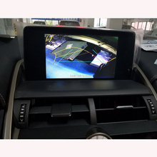 NX RX ES Vehicle OEM Monitor GVIF Technology Support Navigation Front camera DVR Car Interface