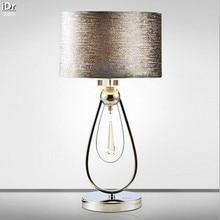 modern Bedroom modern creative bedside Deco hotel luxury K9 crystal floor lamp Table light Art decration D350xH650mm