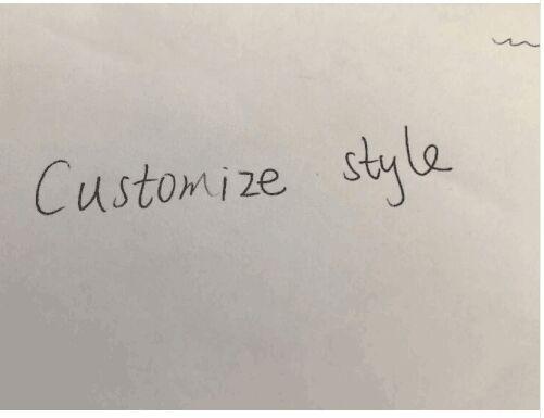 Patchs de Style personnalisés DZ