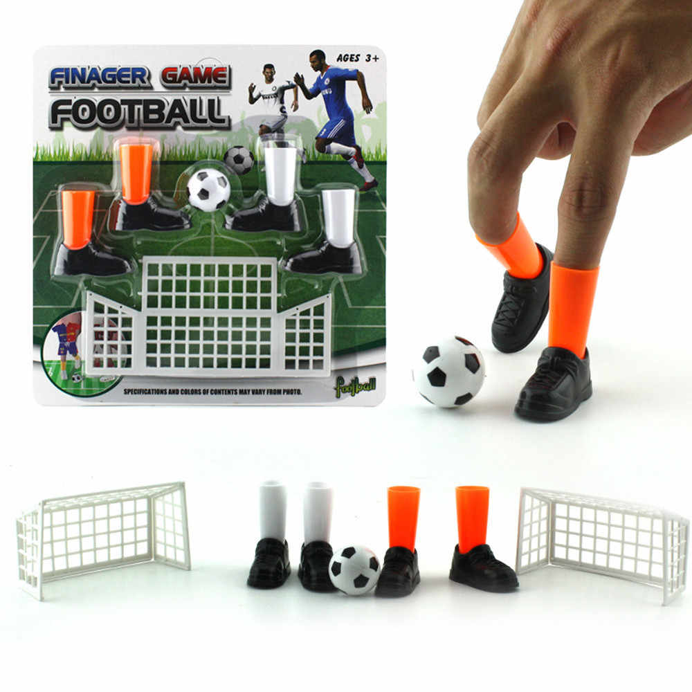 2018 New World Cup game experience Kids With Parents Finger Soccer Match Toy Funny Finger Toy Game Sets With Two Goals