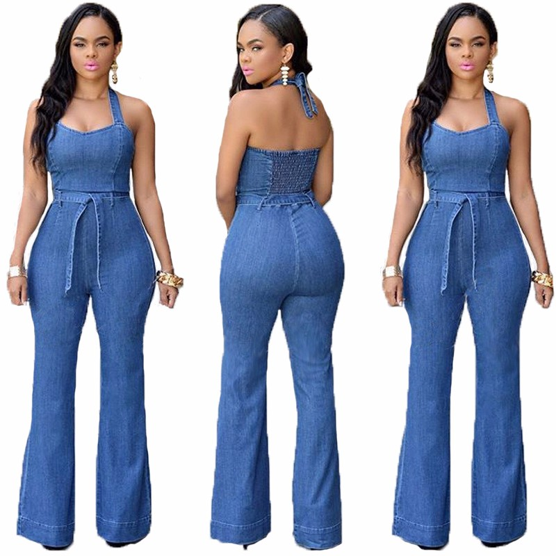 denim overalls women