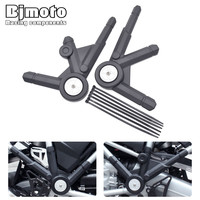 Bjmoto Motorcycle Left Right Side Frame Panel Guard Protector Covert For BMW R1200GS LC 2013 2016