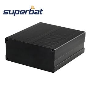 Image 1 - Чехол для корпуса Superbat, алюминиевый корпус для корпуса Project Box, электронные блоки питания DIY, корпус усилителя 100*97*40 мм