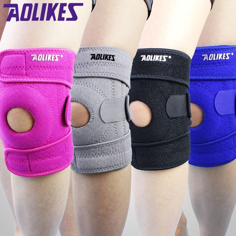 AOLIKES 1 par jastučića za koljena za biciklističko planinarenje - Sportska odjeća i pribor - Foto 2