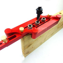 Brand New Improved Version MT Dowel Jig Self Centering Dowelling Jig for Metric Dowels 6/8/10mm Precise Drilling Tools