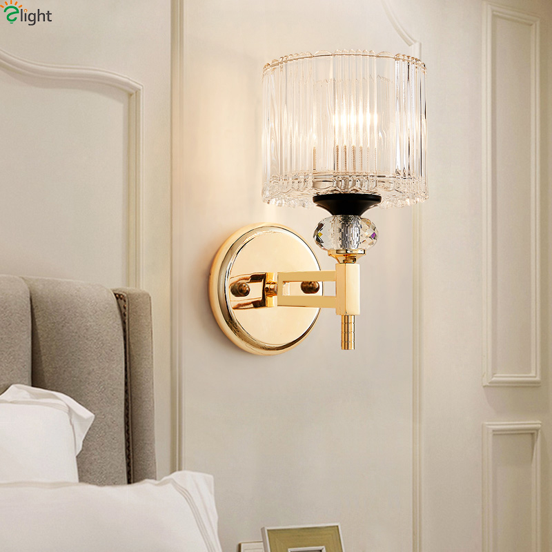 Motion Sensor Activated LED Wall Sconce Battery Operated Wireless ...