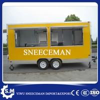street food cart ice cream vending cart mobile food cart indoor outdoor kiosk buffet