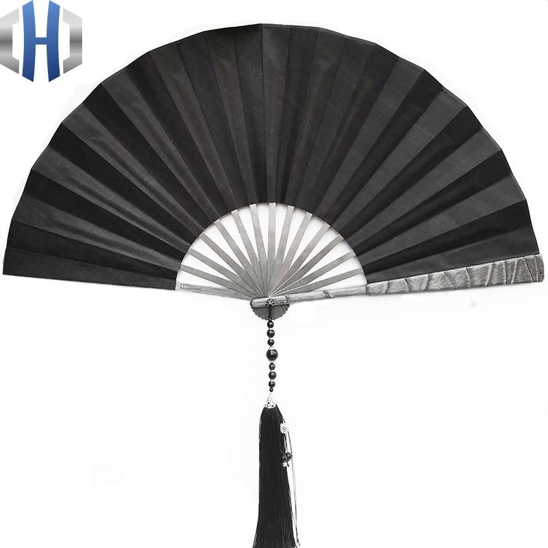 Titanium Alloy Folding Fan 4