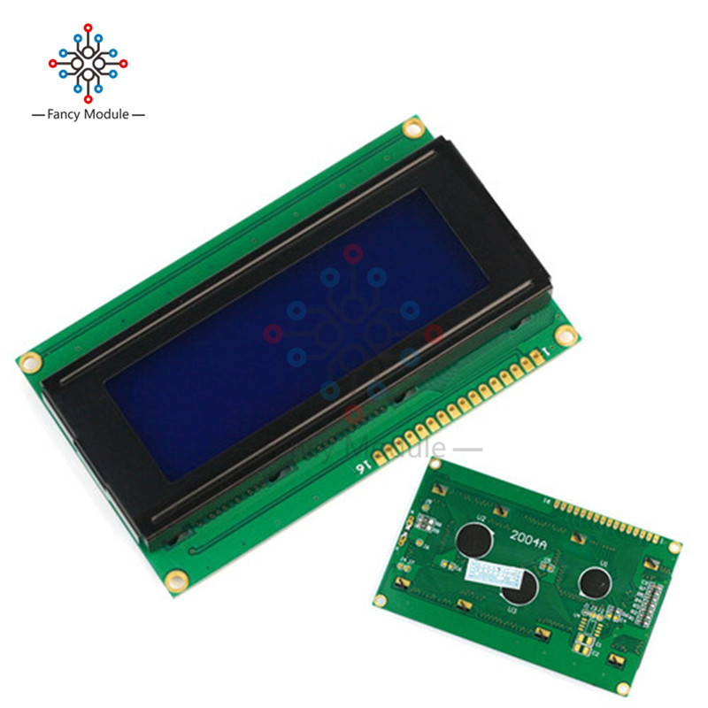 2004 204 20x4 Character 5V LCD Display Module HD44780