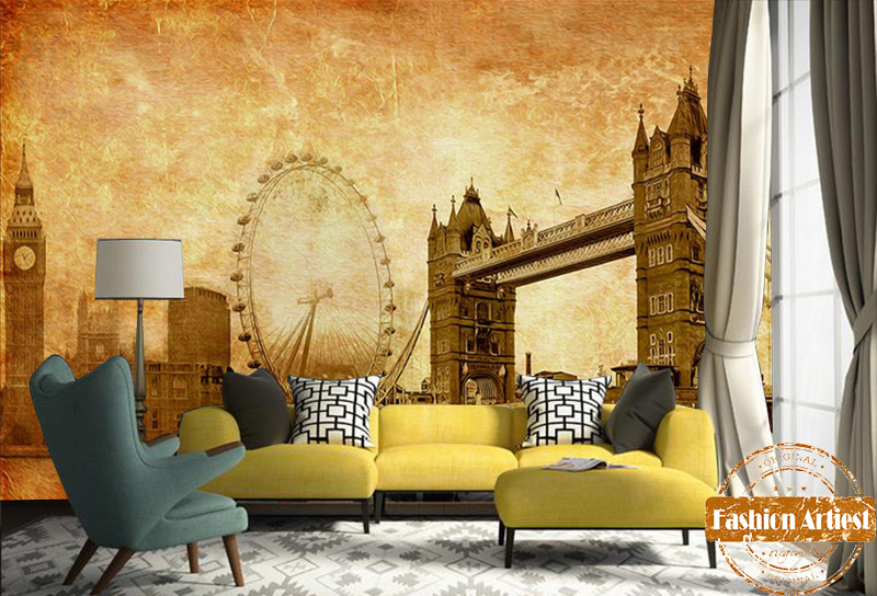 Outstanding Wall Art Murals Uk Inspiration - Wall Art Design ...