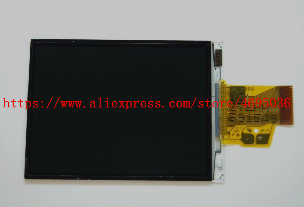 NEW LCD Display Screen For Panasonic FOR Lumix DMC-FH4 DMC-S1 DMC-S2 DMC-S3 FH4 S1 S2 S3 FS28 GK Digital Camera NO Backlight