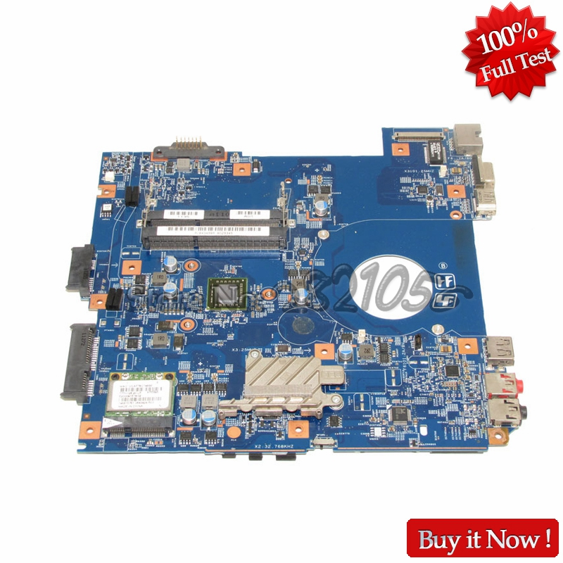 NOKOTION A1843494A MBX-253 48.4PL01.011 Notebook PC Mainboard For SONY Vaio VPCEK Laptop Motherboard DDR3 mbx 224 m960 laptop motherboard suitable for sony vpceb notebook pc mainboard a1771575a a1771577a hm55 available new