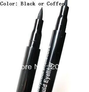 2PCS WaterProof Protective Eye Make Up Liquid Eyeliner Eyeshadow ...