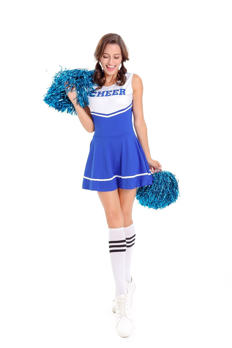 High School Musical Cheerleader Costume Sexy Cheer Girls Baseball aerobics dance Uniform Party Cheerleading Fancy Dress-in Sexy Costumes from Novelty ...  sc 1 st  AliExpress.com & High School Musical Cheerleader Costume Sexy Cheer Girls Baseball ...