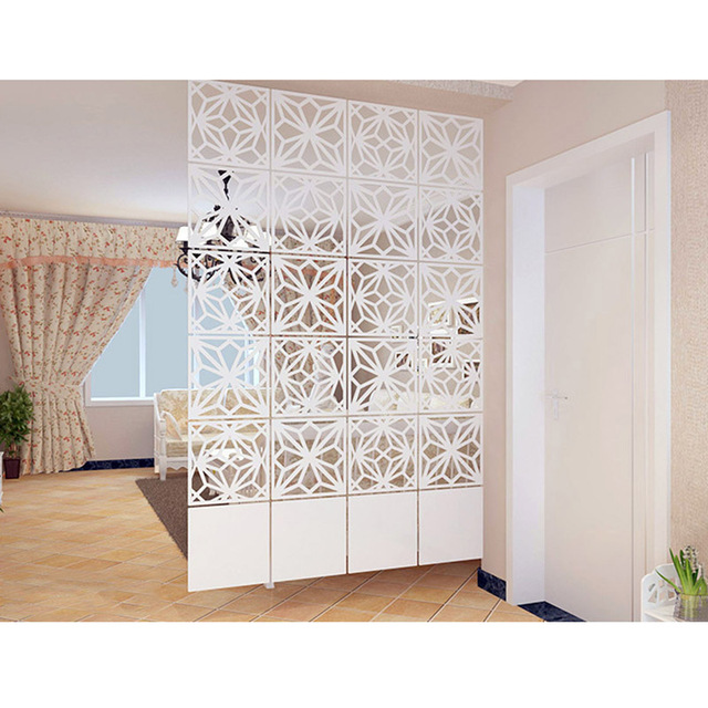 moderne suspendus paravent d coratif partition partition mur paravent paravent d coratif accueil. Black Bedroom Furniture Sets. Home Design Ideas