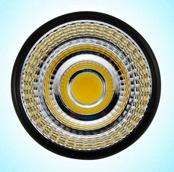 Dimmable 10W 15W fixed mounting COB LED Downlight light angle adjustment quality Epistar chip Surface Mounted Led ceiling lamp in Downlights from Lights Lighting