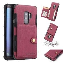 Для samsung J5 J7 A3 A5 A7 2017 кожа флип чехол бумажник чехол для samsung Galaxy S9 S8 плюс Примечание 8 9 G530 J2 премьер-чехол Coque