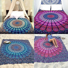 Tapiz de Mandala indio grande tapiz colgante de pared Toalla de playa Yoga Mat Boho decoración del hogar-in Estera from Hogar y jardín on Aliexpress.com | Alibaba Group