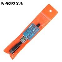 5r bf 888s נאגויה NA-774 SMA-F נקבה VHF UHF 144 / Dual Band 430MHz אנטנה מכשיר הקשר שני הדרך ראדי עבור Baofeng UV 5R UV-5R BF-888S (2)