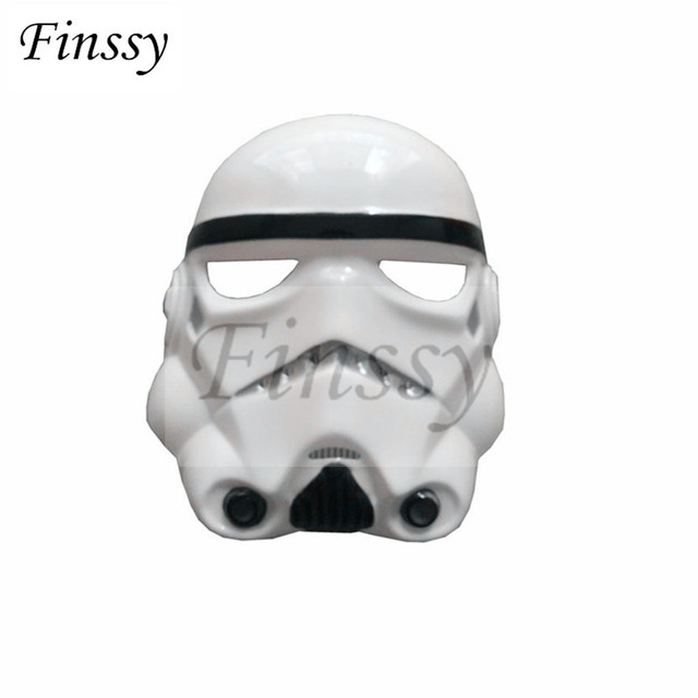Star Wars Costume for Boys The Force Awakens Storm Troopers Cosplay Halloween Costume for Kids Carnival Party Dress with Mask 3