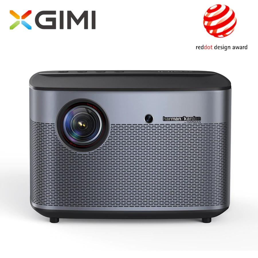 XGIMI H2 Mini projecteur 4 K Full HD 1350 ANSI Lumens 1080 p LED 300