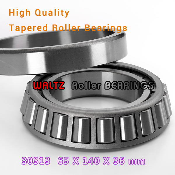 65mm Bearing 30313 7313E 30313A 30313J2 65x140x36 High Quality Single-row Tapered Roller Bearing Cone + Cup настенные часы seiko qxa378z
