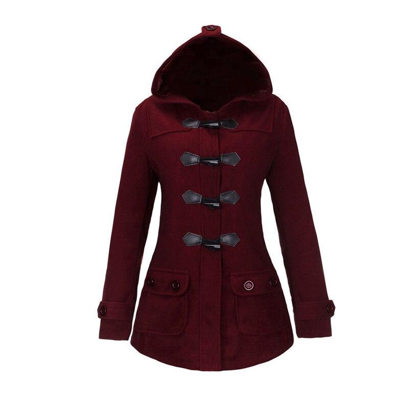 Online Get Cheap Hood Wool Peacoat -Aliexpress.com | Alibaba Group