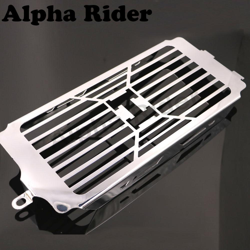 Motorcycle Radiator Cover Water Tank Grille Guard Protector for Honda Shadow ACE VT400 VT750 1997-2003 2002 2001 2000 1999 1998 motorcycle radiator cover water tank cooler grille guard fairing protector for honda vtx1800 2002 2008 2007 2006 2005 2004 2003