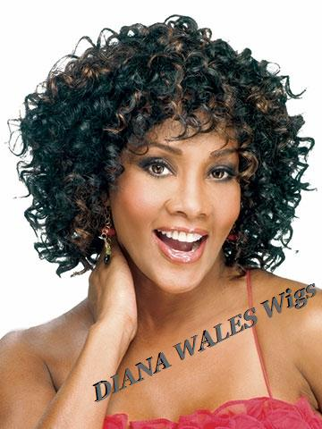 Chic Pixie Cut Synthetic African American Wig Short Kinky Curly Hair