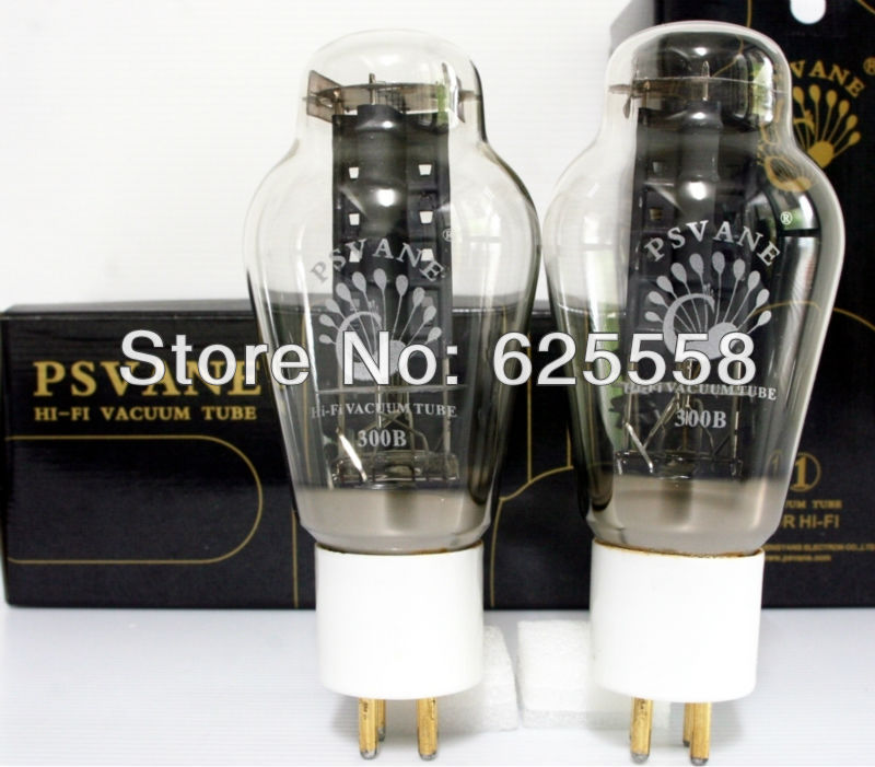 1 MATCHED PAIR PSVANE 300B HIFI SERIES VACUUM TUBE Replace 300B psvane uk 300b l vacuum tubes hifi exquis united kingdom serie 300b lamp