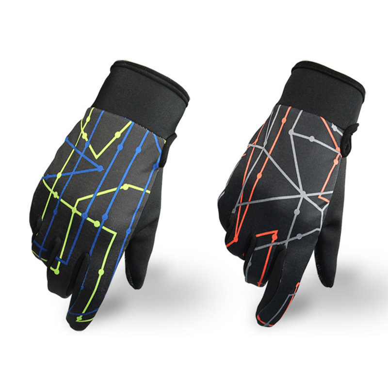Cycling Gloves Winter Bicycle Gloves Warm Touch Screen Outdoor Sports Comfortable Men Women Snowboard Skiing Fishing Gloves