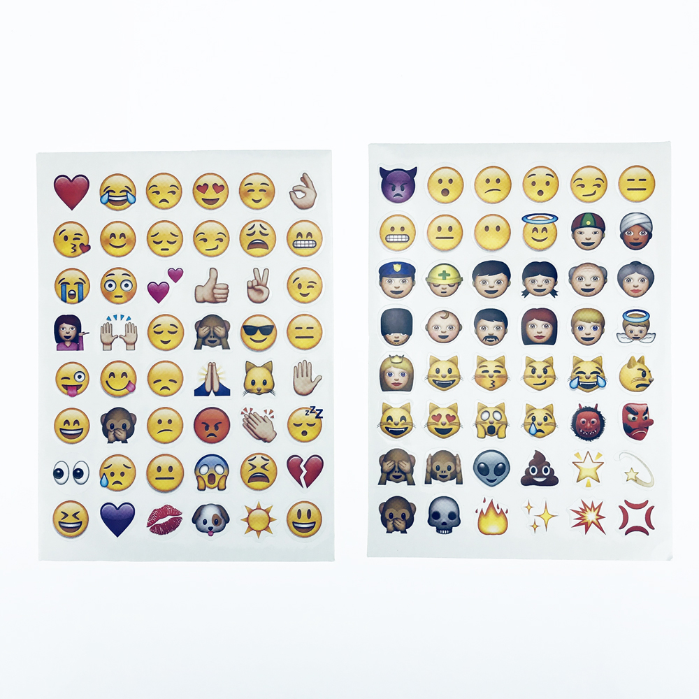 20-pcs-fontb1-b-font-set-cut-sticker-960-classic-emoji-smile-face-stickers-for-notebook-albums-messa