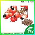 Fonte da fábrica do PBF cápsulas da perda de peso da cápsula de Extrato de Guaraná 500 mg * 100 pcs/Bag