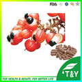 GMP factory supply weight loss capsule of Guarana Extract capsules 500mg*100pcs/Bag