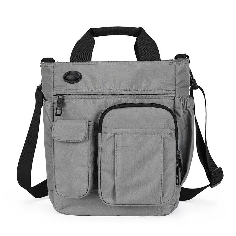 d9caa6699e9 Huangheng Crossbody tas Nieuwe multifunctionele heren tas Retro ...