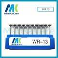 WR - Dental Lab Assorted Diamond Burs Millers Tooth Drill Jewelers/High abrasive/High speed handpiece dental bur emery bur